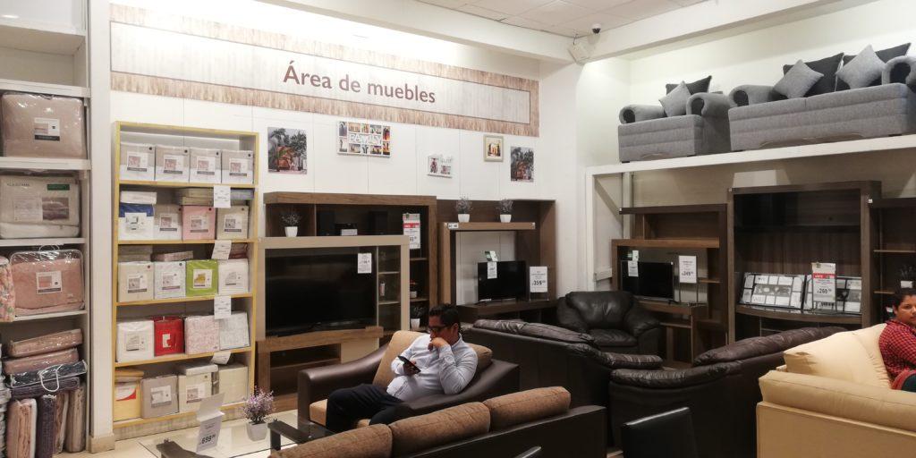Area de Muebles