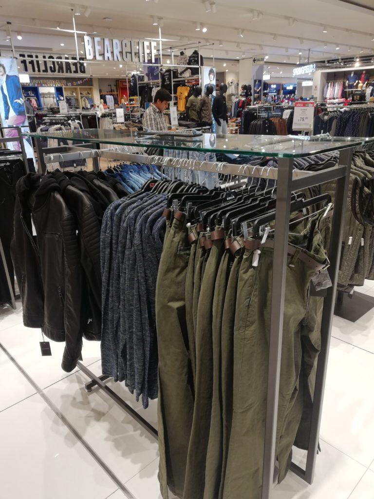 Exhibidores de Pantalones