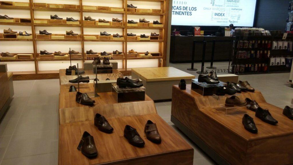 Modulo de Zapatos Caballeros